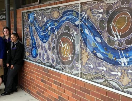 Koori Mural