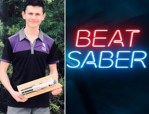 Beat Saber Champion